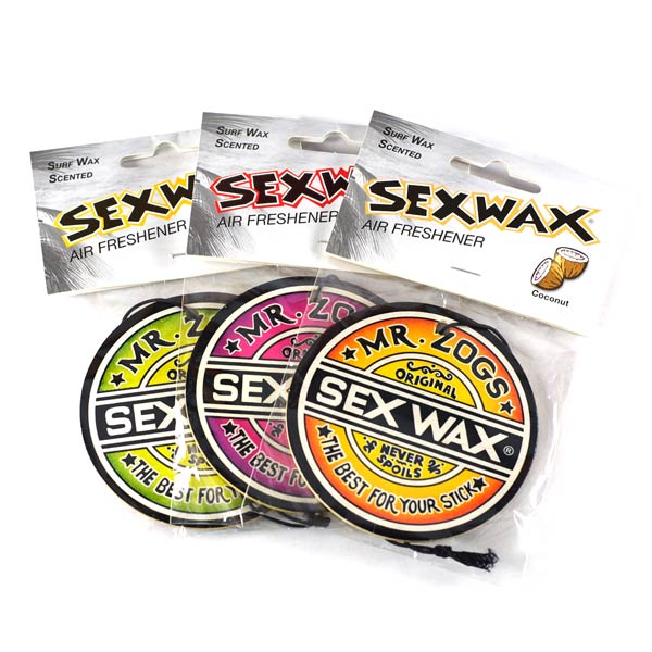 Sex wax instructions