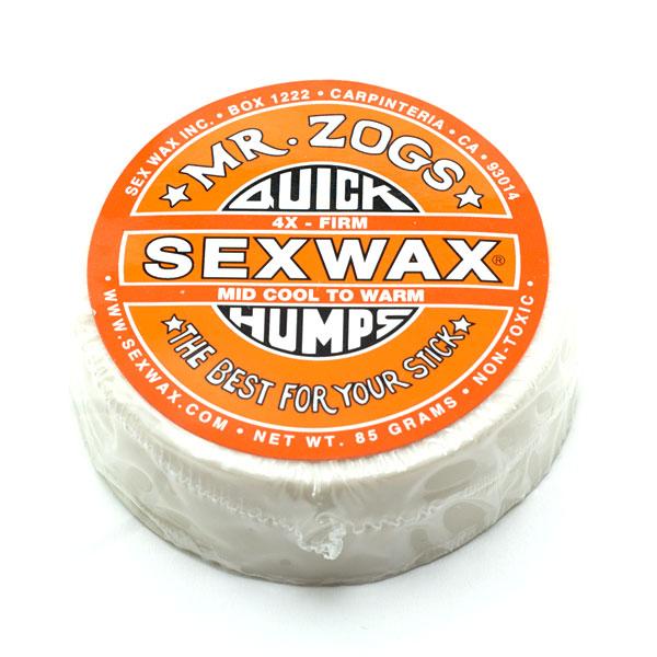 Surf sex wax