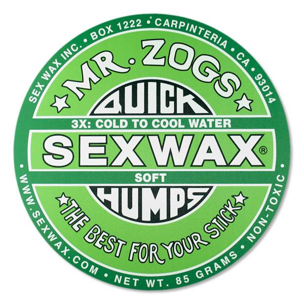 Zoggs Sex Wax 86