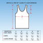 Sexwax Plain Star: Men's Tanktop - - alt view 1