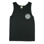 Sexwax Pinstripe: Men's Tanktop Black Small