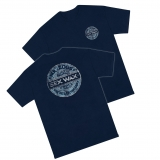Sexwax Distressed Retro: Men's Short Sleeve