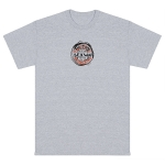 Clemette: Men's Fine Jersey Tee Heather Grey Small