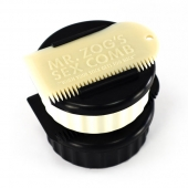 Sexwax Wax Container & Comb