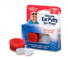 Physician's Choice: Silicone Ear Putty